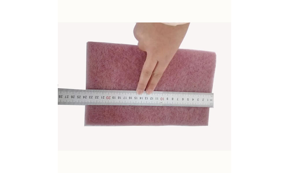 2000#-2500# Industrial scouring pad