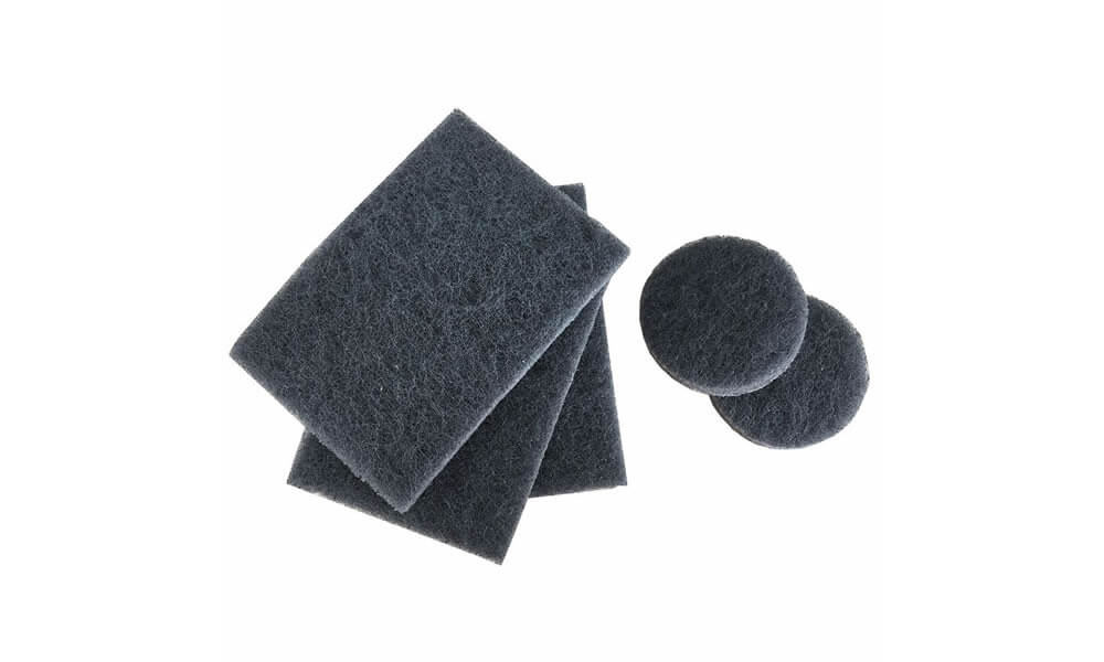 Grey Industrial Scouring Pad